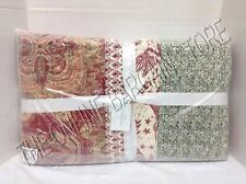 Pottery Barn Pb Claire Patchwork Bohemian Nautical Reversible Bed Quilt Twin