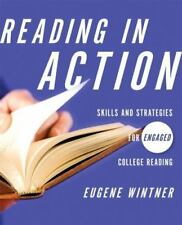 Reading in Action by Wintner, Eugene