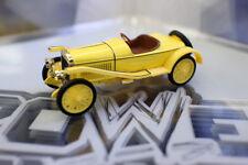 1/43 Hispano-Suiza Convertible Alloy Diecast Mini Car Movable Wheels Kids Gift