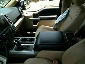 Console Front Floor Full Console With Lid Fits 15-16 FORD F150 PICKUP 3951284