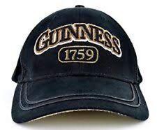 GUINNESS Hat Cappello Logo 1759 OFFICIAL MERCHANDISE