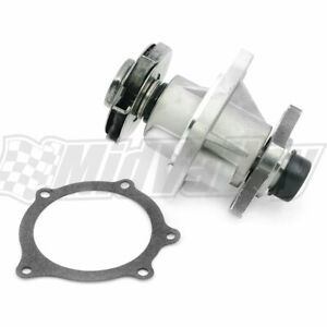 Water Pump for GMC Hummer Isuzu Chevy Buick Saab Oldsmobile  24576952 2002-2012