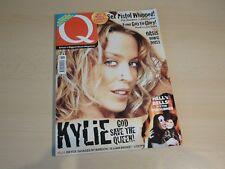 Q Magazine 191 [June 02] John Lydon,Kylie Minogue,Doves,Westlife,Punks Not Dead