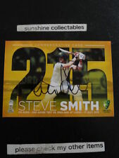 Steve Smith Cricket Trading Cards