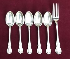 Vintage Towle Old Master 6 Piece Sterling Flatware