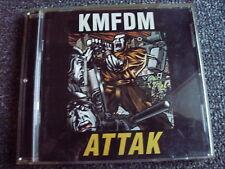 KMFDM-Attak CD