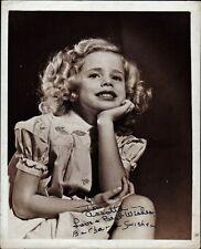 Child Actress BARBARA SWISHER Vintage Signed Photo