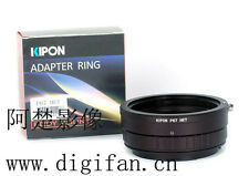 Kipon Adapter Focus Helicoid Tube for Pentax 6X7 Lens to Pentax 67 Camera P67