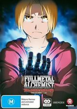 Fullmetal Alchemist: Brotherhood Collection 1 (Ep 01-13) NEW R4 DVD