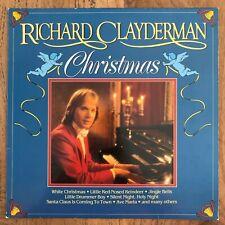 RICHARD CLAYDERMAN - CHRISTMAS - LP