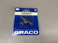 NEW IN BOX GRACO SPRAY GUN REPAIR KIT 214968 REPAIR KIT FOR 206513 HYDRA-SPRAY