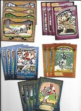 2012 2015 2016 Topps Gypsy Queen Inserts - U Pick from list $1 each card
