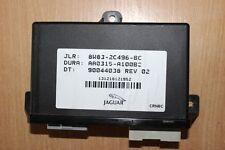 2014 JAGUAR XF / Elettrico Freno a mano unità di controllo 8w83-2c496-bc