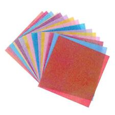 20pcs Square Origami Paper Folding Solid Papers Kids DIY Scrapbooking Decor