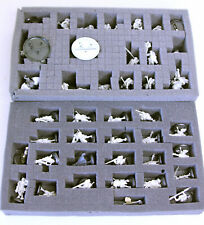 Lot of 41 Warmachine Miniatures Metal + Plastic Retribution of Scyrah Warjack