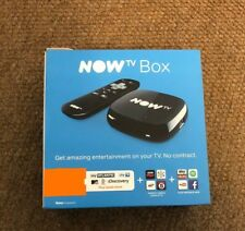 Now TV Box, 2017 Model 4200SK-UK Black