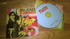 CD ethno Mujeres-flamencas (12) chanson la flamenca discothèques