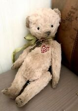 Teddy bear Vintage style handmade  OOAK 5,9 in