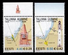 Leuchttürme von Tallinn. 2W. Rand(5). Estland 2006