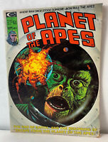 Vintage Planet of the Apes Vol 1 Issue 12 1975 Marvel Curtis Comic Book Magazine