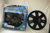 Alpena VR Wheel Makeover Kit Carbon Fiber Look 15 inch New Never Installed