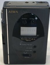 Aiwa Hs-T280 Fm/Am Stereo Cassette Player For Parts Repair Radio Works