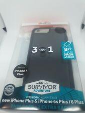 iPhone 7/8 + PLUS 6+ 6s +PLUS Survivor GRIFFIN Adventure Protective Cover Case