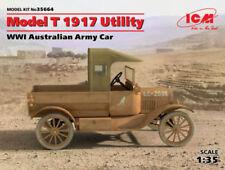 Icm Icm35664 Ford Model T 1917 Utilitaire Australien 1/35
