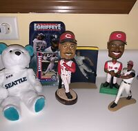Ken Griffey Jr Bobblehead Cincinnati Reds Seattle Mariners