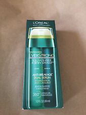 L'OREAL PARIS EVERSTRONG SULFATE-FREE FORTIFY SYSTEM ANTI-BREAKAGE DUAL SERUM