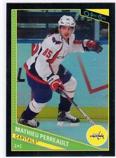 2013-14 Upper Deck O-Pee-Chee Black Rainbow #166 Mathieu Perreault #038/100