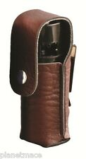 Leatherette Holster 2oz Canister Self Defense Pepper Spray BURGANDY NEW-HOL2-BG