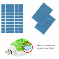 50x Mosquito Repellent Insect Bite Mat Tablet Replace Refill Pest Repeller