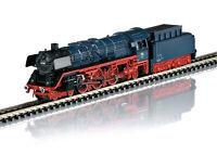 """Märklin Z 88012 F-Zug Dampflok BR 01 der DB stahlblau """"Insidermodell"""" NEU + OVP"""