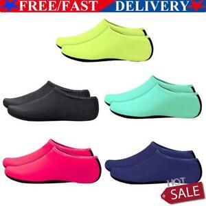 Neoprene Water Shoes Aqua Socks Diving Socks Wetsuit Non-slip Swim Beach Sea