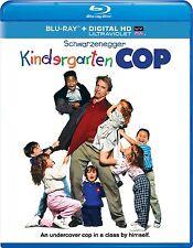 KINDERGARTEN COP -  Blu Ray - Sealed Region free for UK