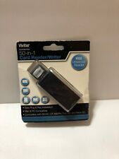 Vivitar Accessories Rw-50 50-in-1 Card Reader Writer Free Shipping
