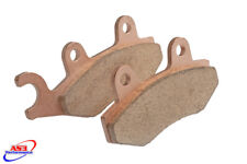 SUZUKI RM 125 250 87-95 RMX 250 DR 350 AS3 RACING SINTERED FRONT BRAKE PADS