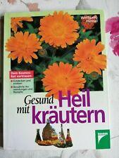 Buch wie neu Gesund mit Heilkräutern kosmos Kräuter Rezepte Hausapotheke Kochen