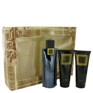 Bora Bora Cologne by Liz Claiborne Men Perfume 3.4 oz Gift Set