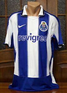 FC Porto 2003/2004 UCL Home Shirt Jersey