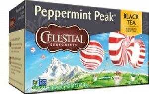 Celestial Seasonings Tea Peppermint Peak
