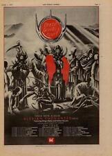 Ginger Baker Gurvitz Band UK Tour advert 1975