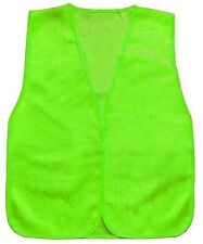 General Purpose Flourescent Green Mesh Construction Working Traffic Safety Vest