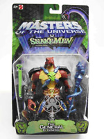 MOTU, The General (Rattlor), 200x, Masters of the Universe vs Snakemen, MOSC