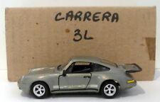 Solido Models 1/43 Scale Diecast 01 - Porsche Carrera 934 Turbo - Silver Grey