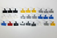 LEGO 4623 Platte mit Haken Steg senkrecht 1x2 Noppen viele Farben Auswahl 62