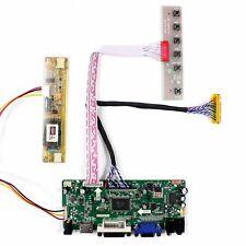 "HDMI DVI VGA AUDIO LCD Board For 17"" LP171WP5 N170C3 L01 1440x900 LCD Screen"