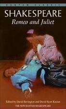 Romeo and Juliet, , Good Condition, Book