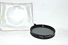 Canon 55 mm Polarizer Screw-In Filter with Pouch Made in Japan (L-159)